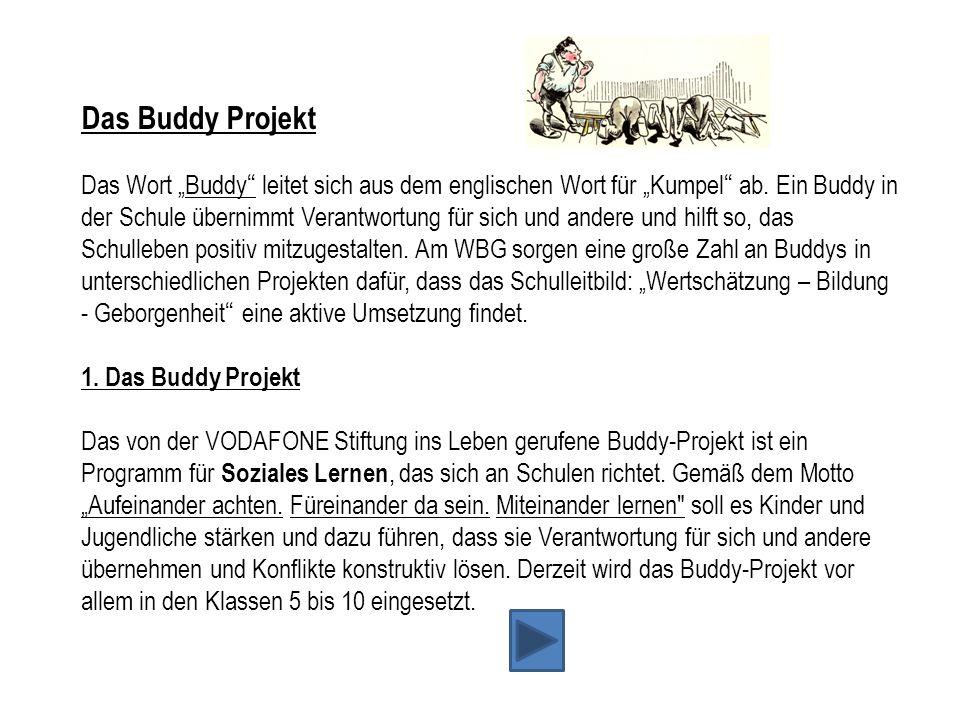 Das Buddy Projekt