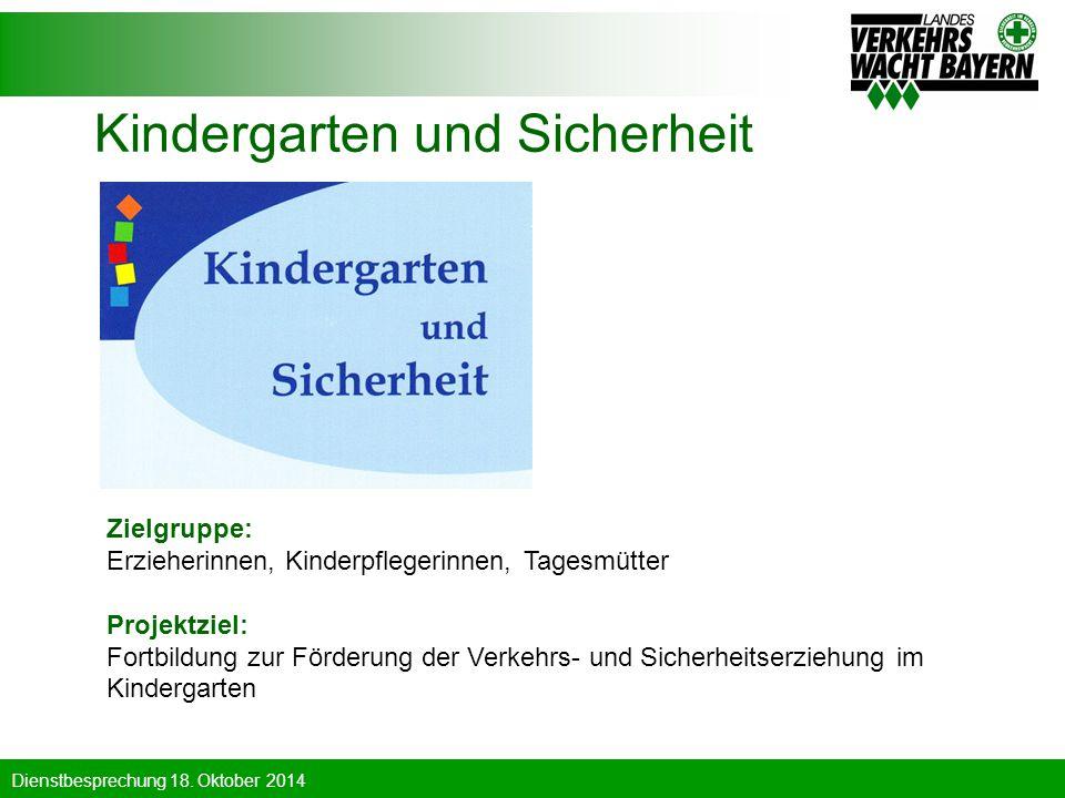Kindergarten und Sicherheit