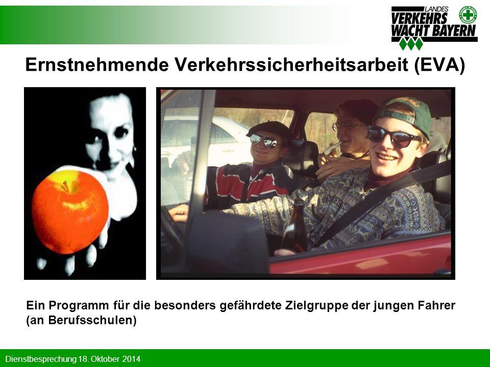 Ernstnehmende Verkehrssicherheitsarbeit (EVA)