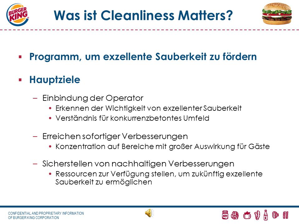 Was ist Cleanliness Matters