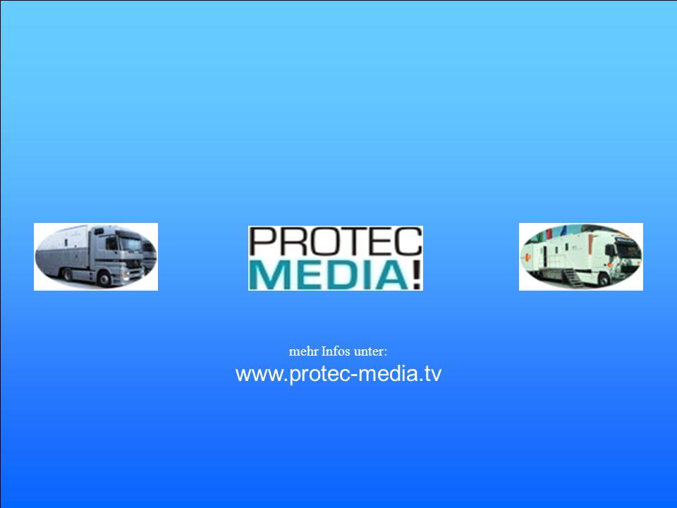 PROTEC Media! ist das Broadcast-Systemhaus mit Sitz in Bingen am Rhein.