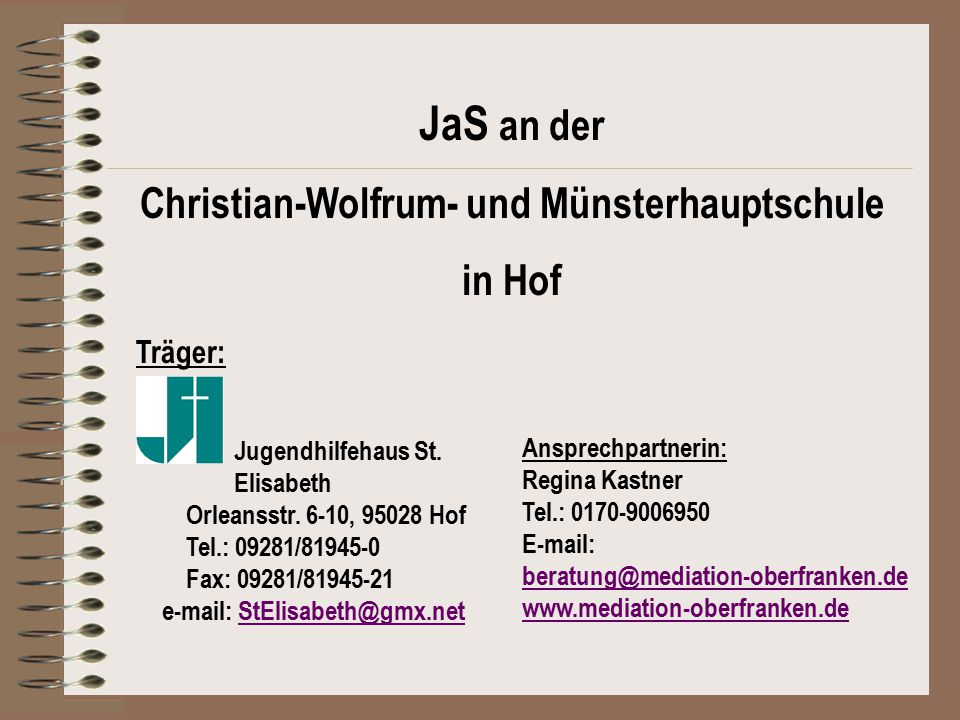 Christian-Wolfrum- und Münsterhauptschule