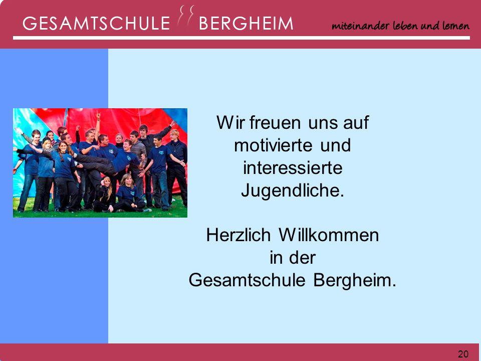 Gesamtschule Bergheim.