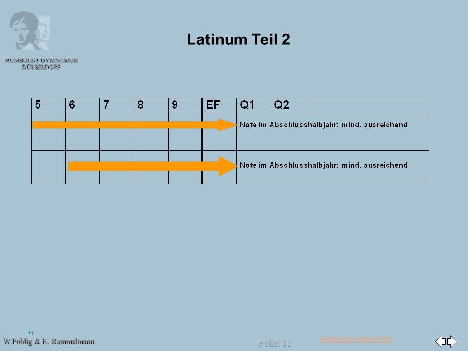 Latinum Teil 2 11
