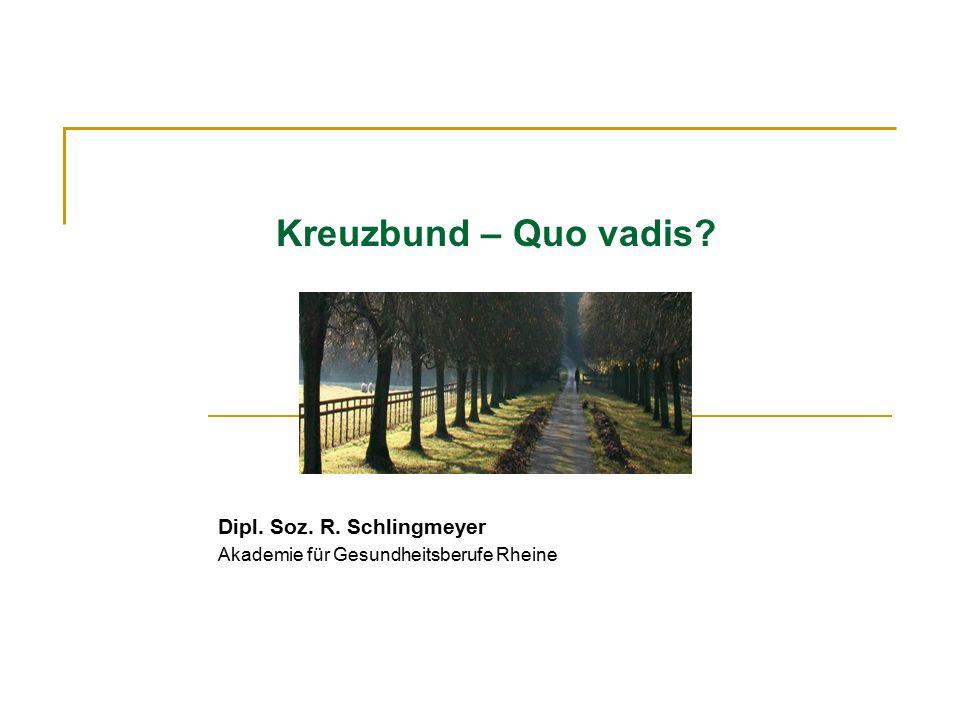 Dipl. Soz. R. Schlingmeyer Akademie für Gesundheitsberufe Rheine