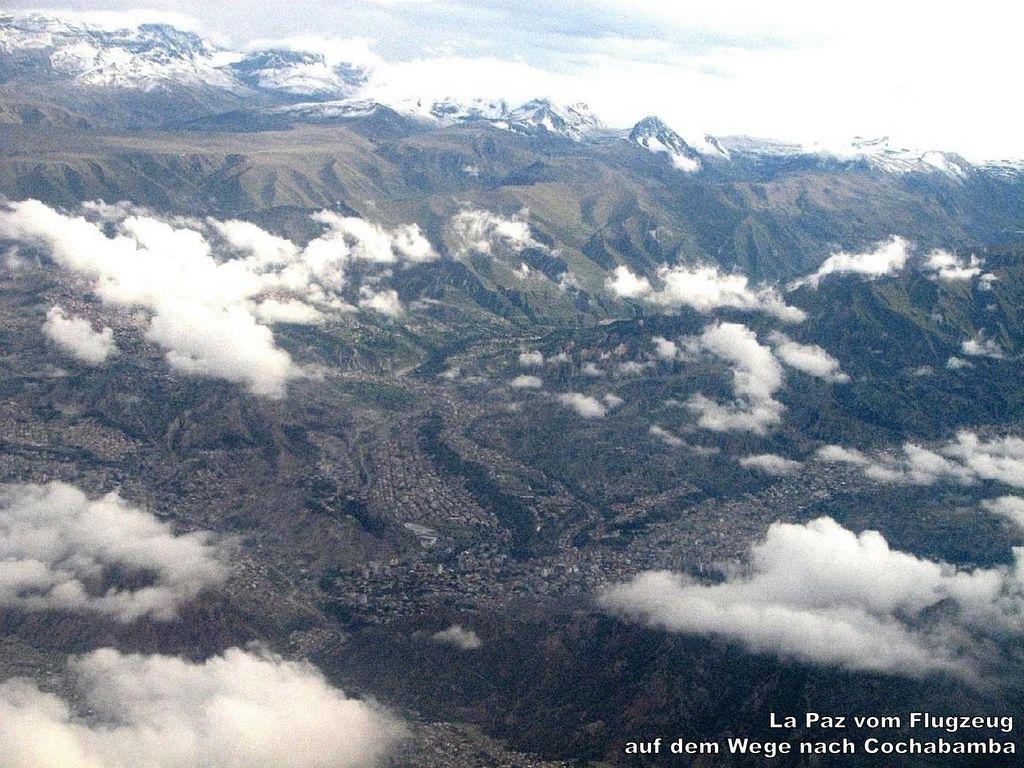 auf dem Wege nach Cochabamba