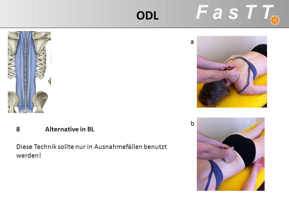 ODL a b 8 Alternative in BL