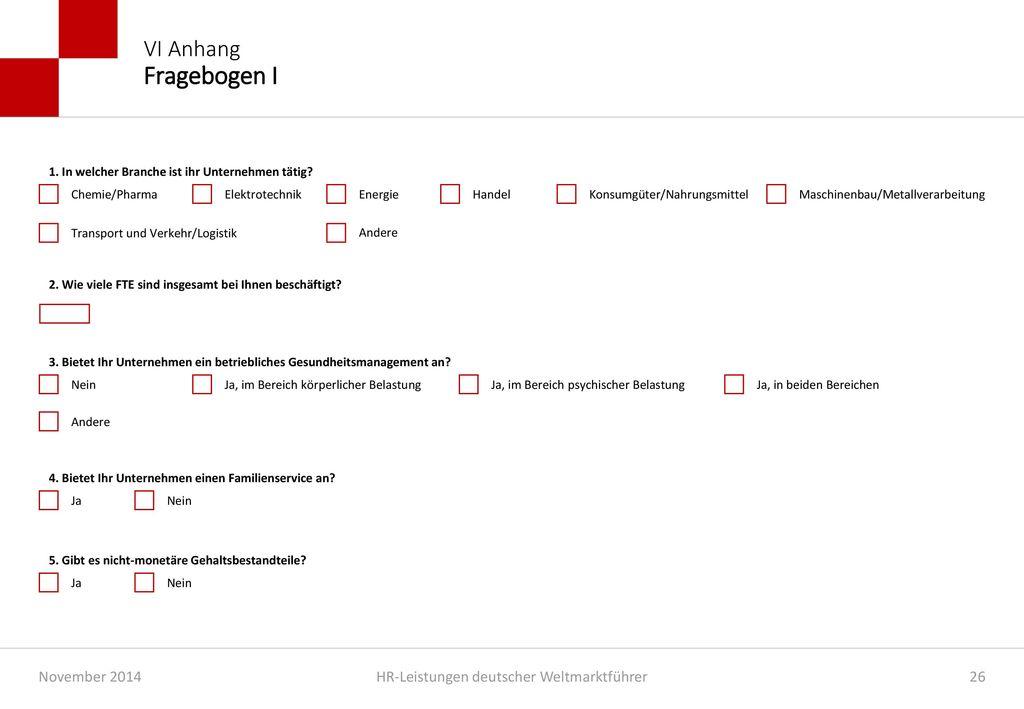 HR-Leistungen deutscher Weltmarktführer