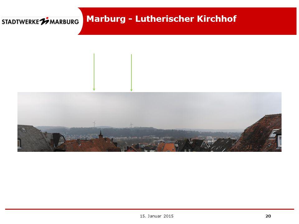 Marburg - Lutherischer Kirchhof