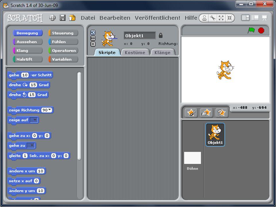 Preproduction mit Scratch | Schülerkolleg | FF 2012