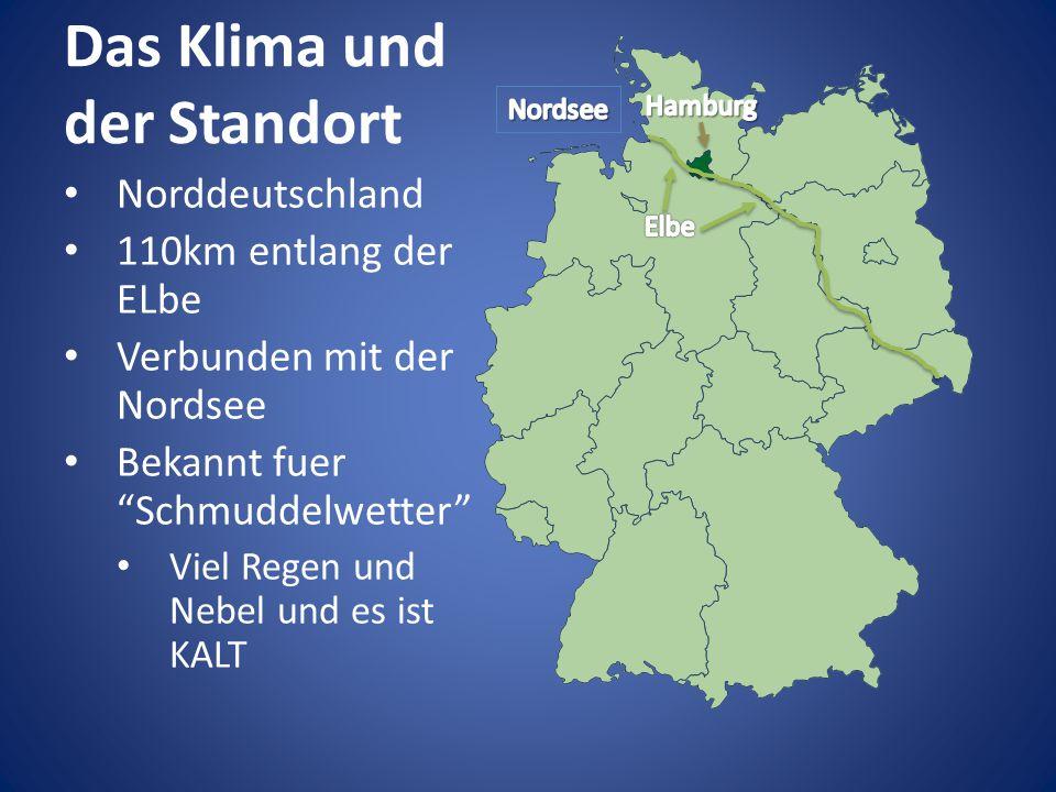 Das Klima und der Standort