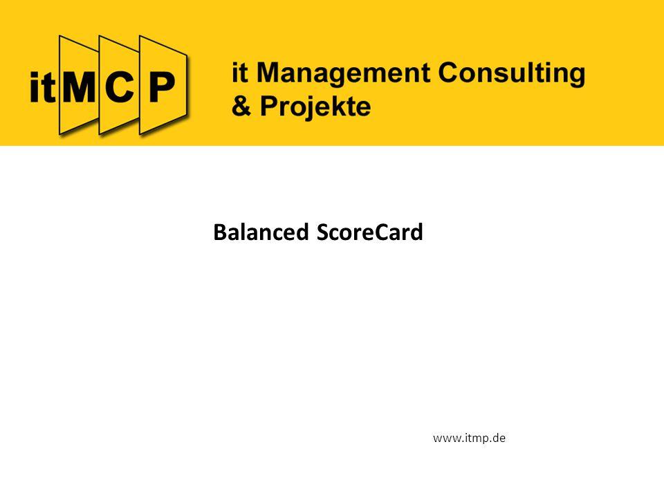 Balanced ScoreCard www.itmp.de