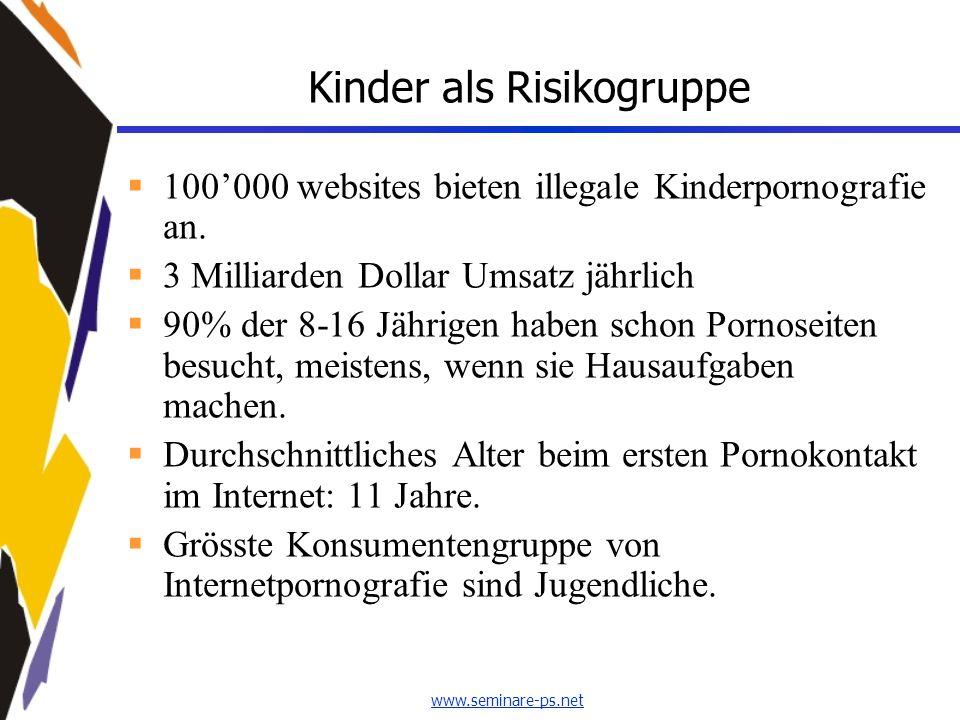 Kinder als Risikogruppe