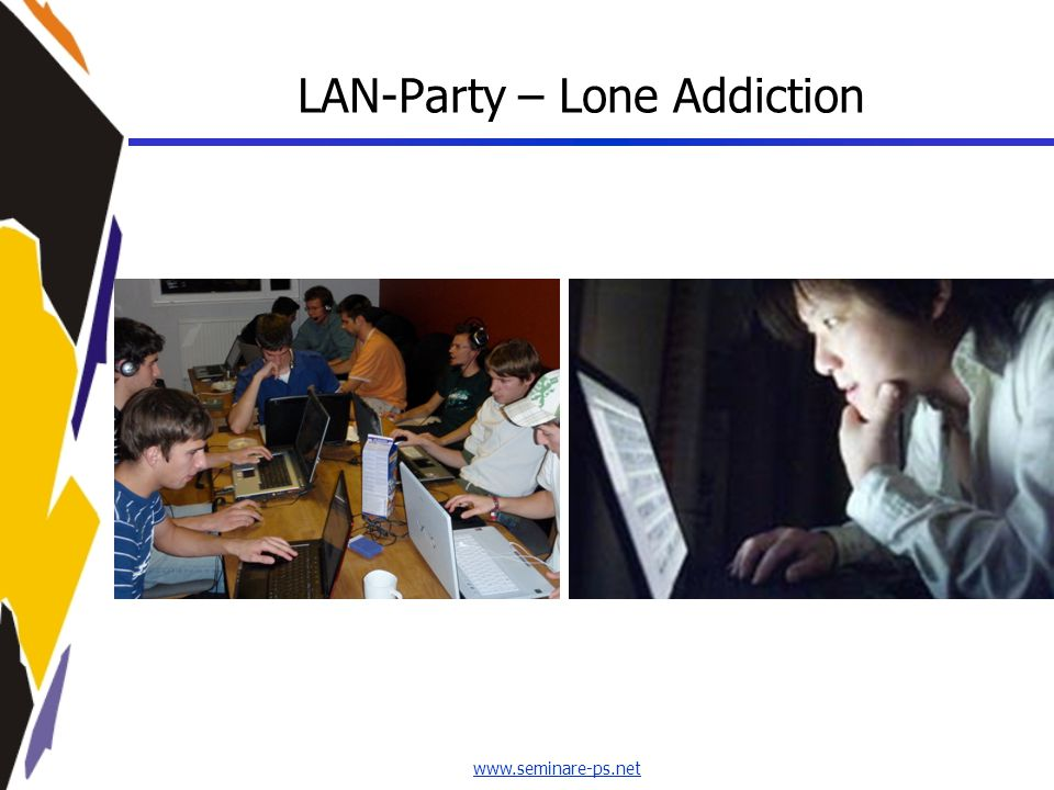 LAN-Party – Lone Addiction