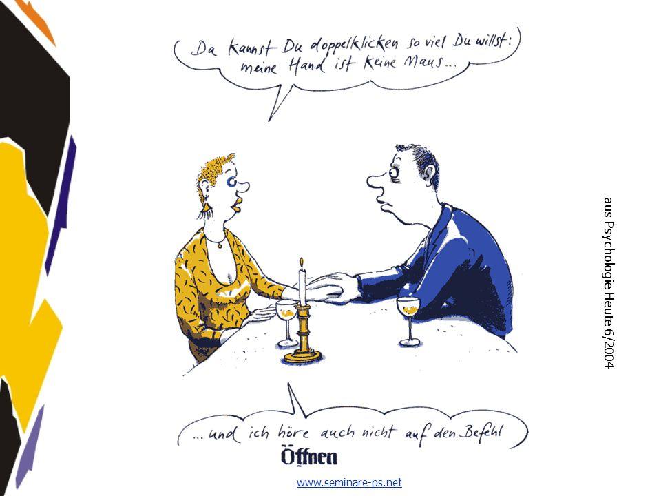aus Psychologie Heute 6/2004