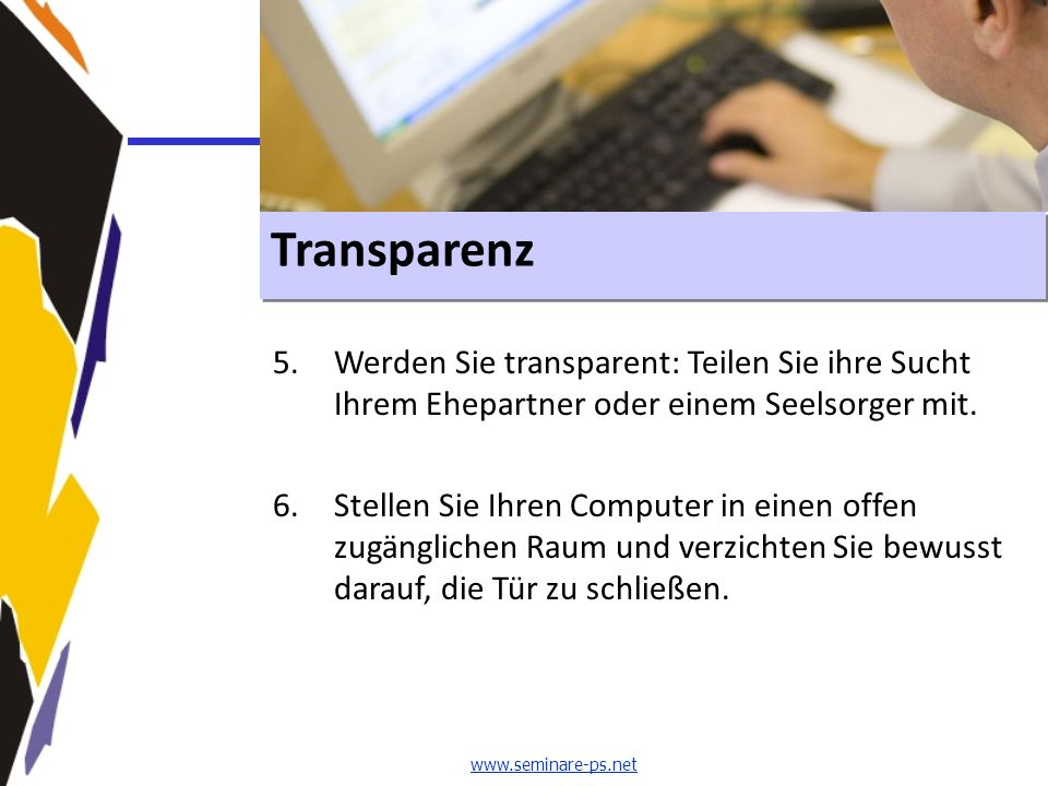 Transparenz Transparenz