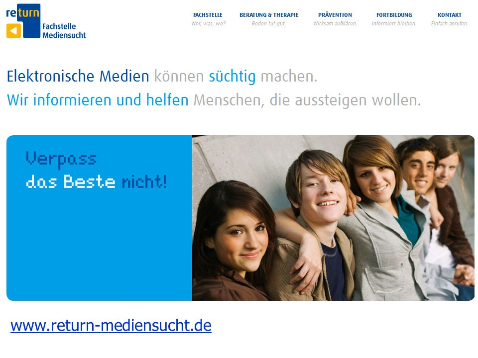 www.return-mediensucht.de
