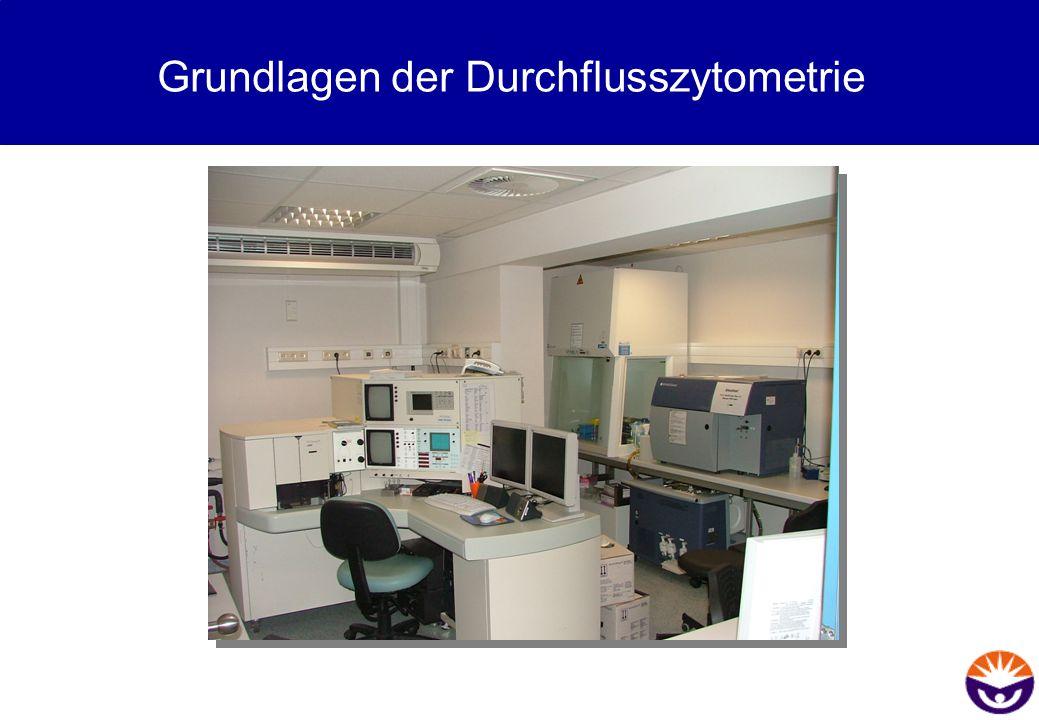 Grundlagen der Durchflusszytometrie
