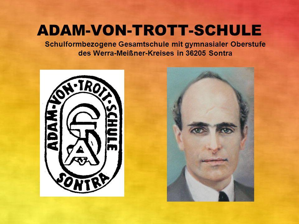 ADAM-VON-TROTT-SCHULE Schulformbezogene Gesamtschule mit gymnasialer Oberstufe des Werra-Meißner-Kreises in 36205 Sontra