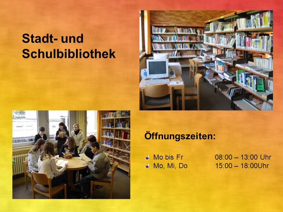 Stadt- und Schulbibliothek