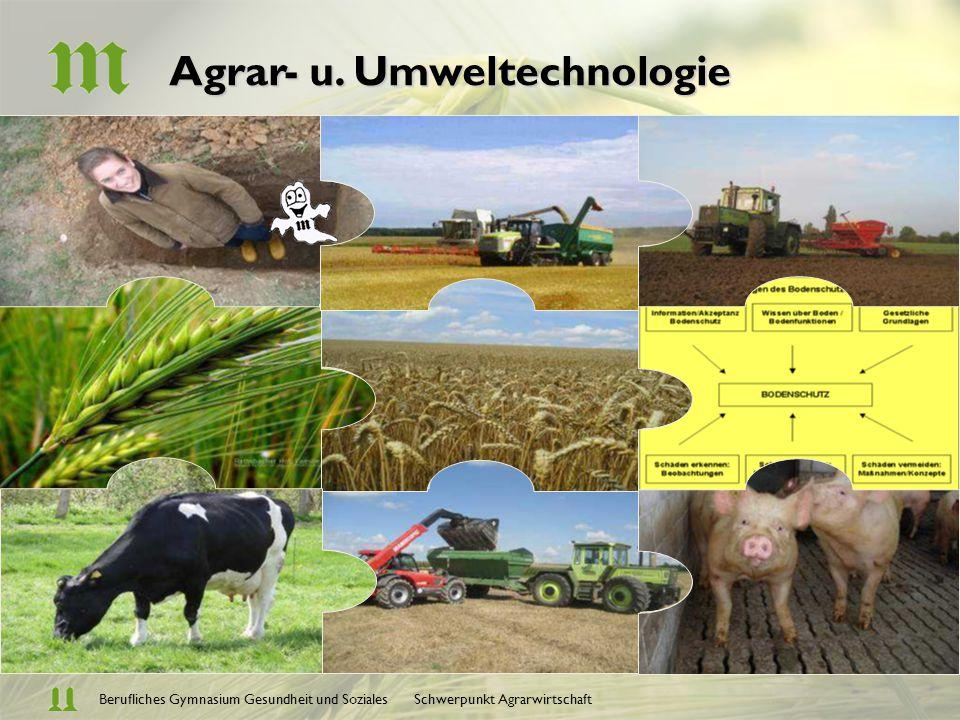 Agrar- u. Umweltechnologie