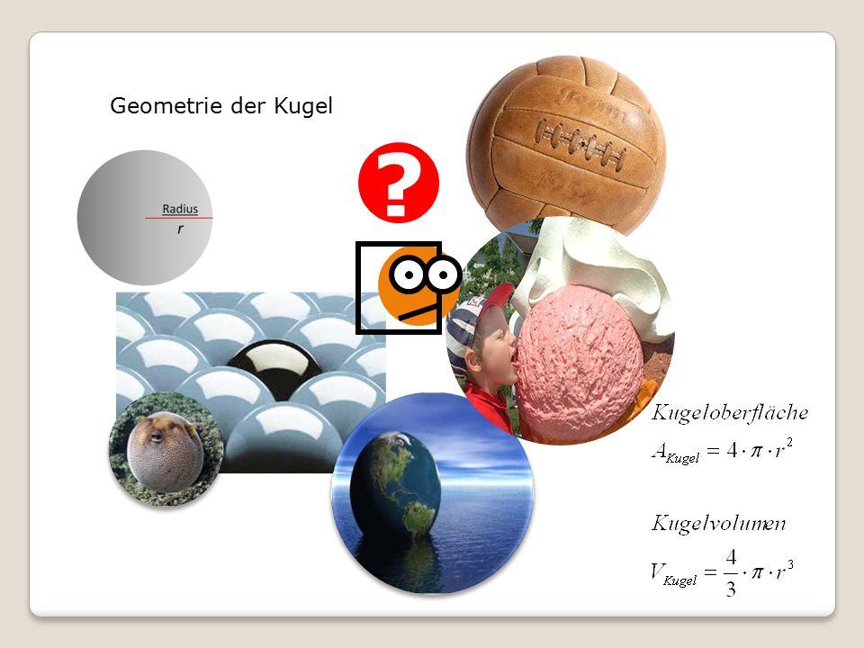 Geometrie der Kugel