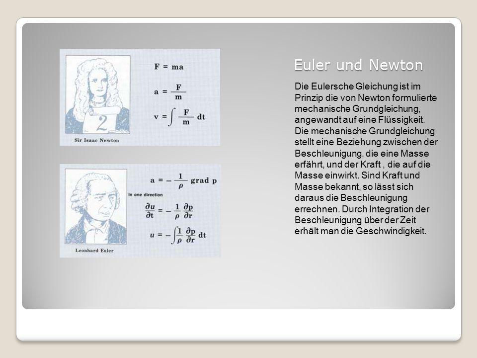 Euler und Newton
