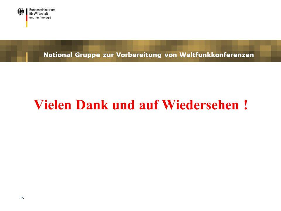 National Gruppe zur Vorbereitung von Weltfunkkonferenzen