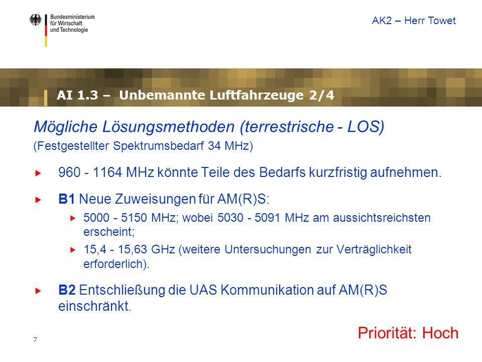 AI 1.3 – Unbemannte Luftfahrzeuge 2/4