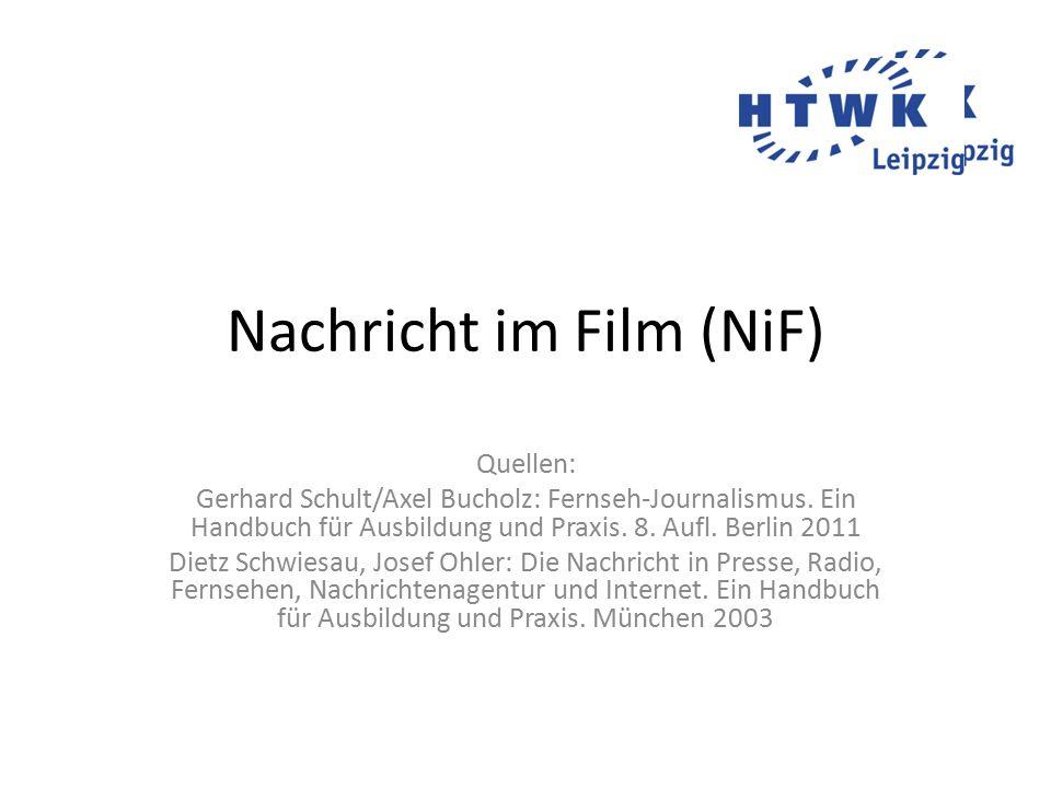 Nachricht im Film (NiF)
