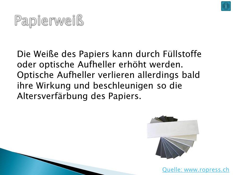 Papierweiß