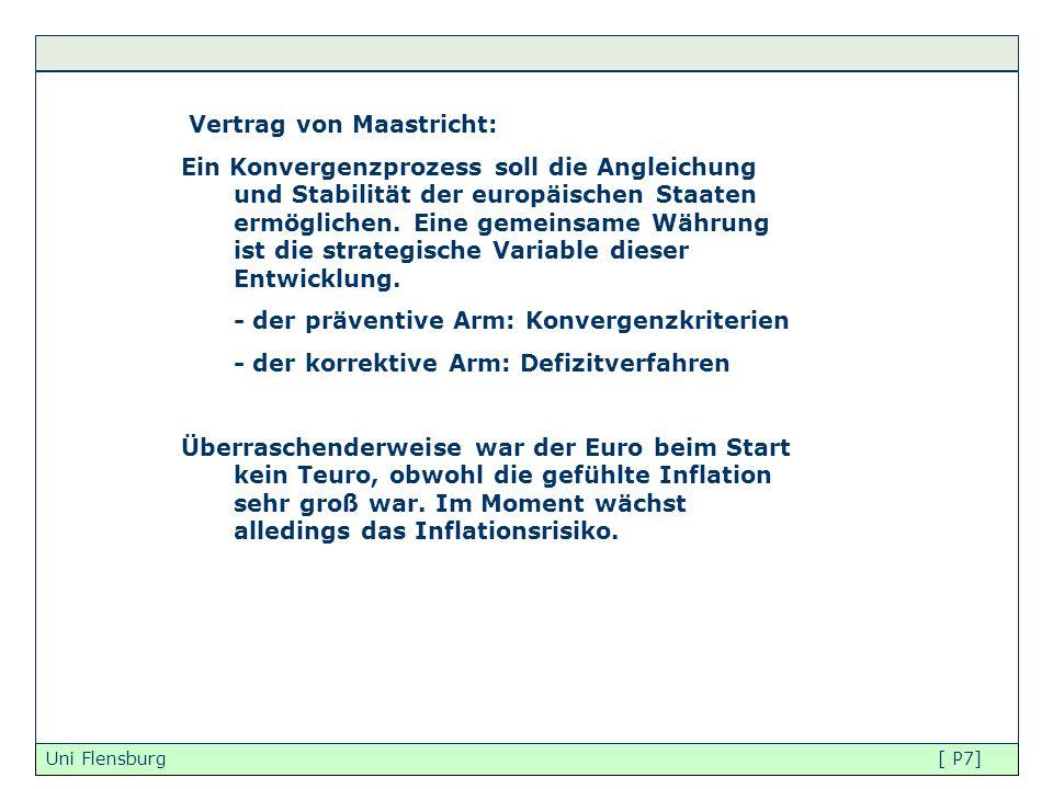 Vertrag von Maastricht: