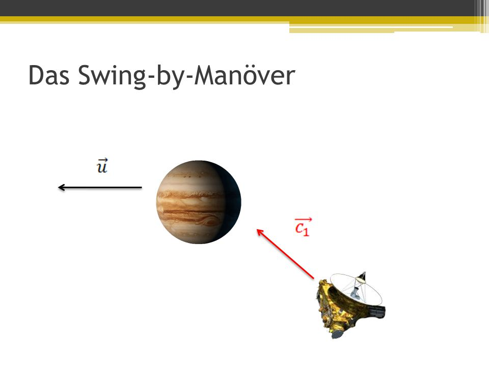 Das Swing-by-Manöver