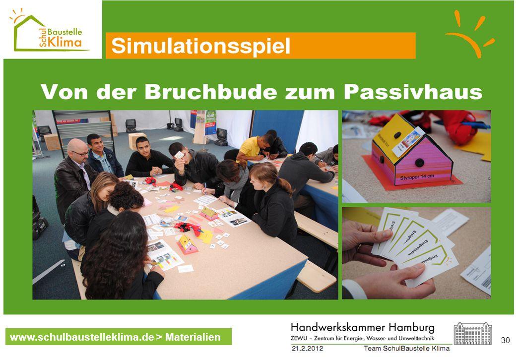 www.schulbaustelleklima.de > Materialien