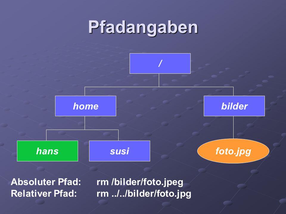 Pfadangaben / home bilder foto.jpg hans susi