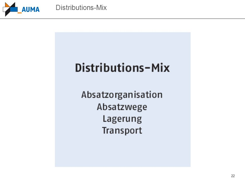 Distributions-Mix