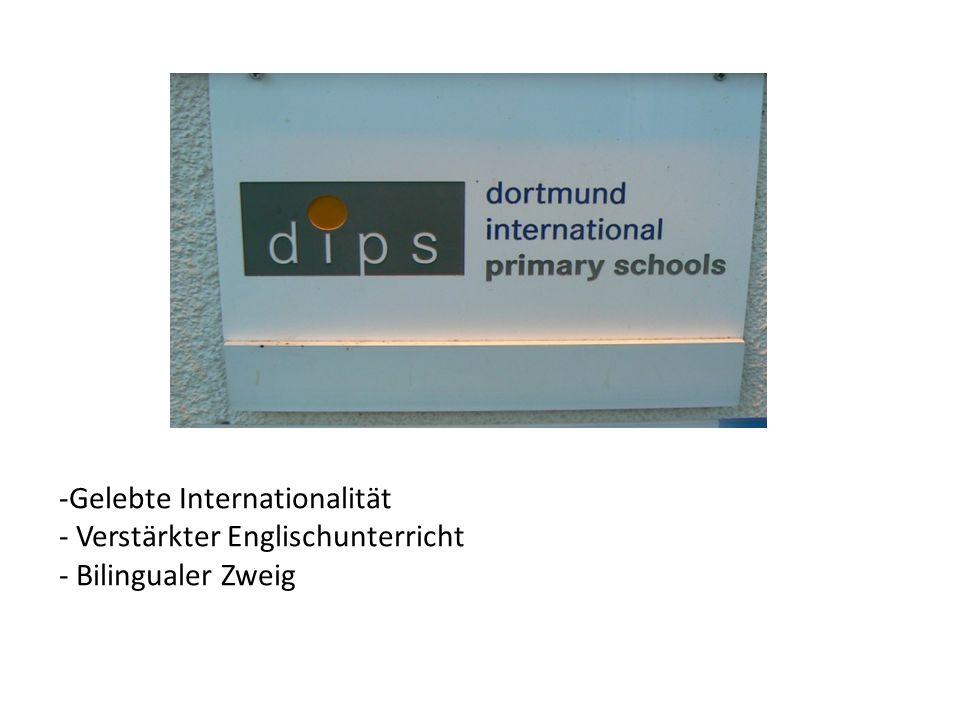 Gelebte Internationalität