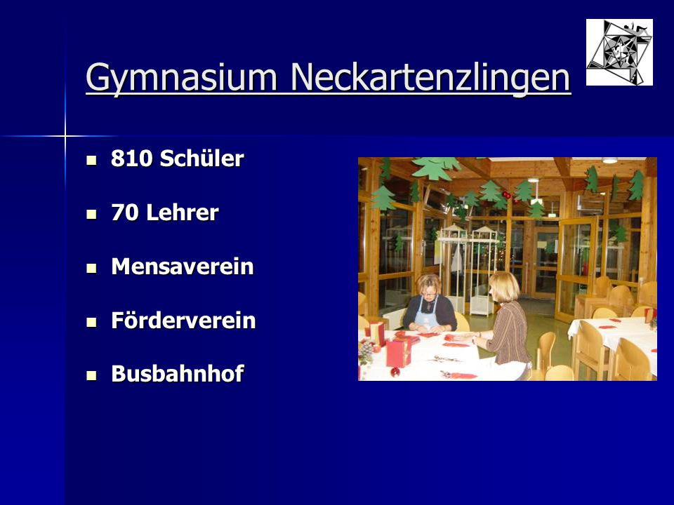 Gymnasium Neckartenzlingen