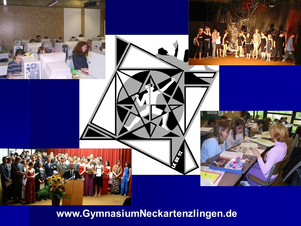 www.GymnasiumNeckartenzlingen.de