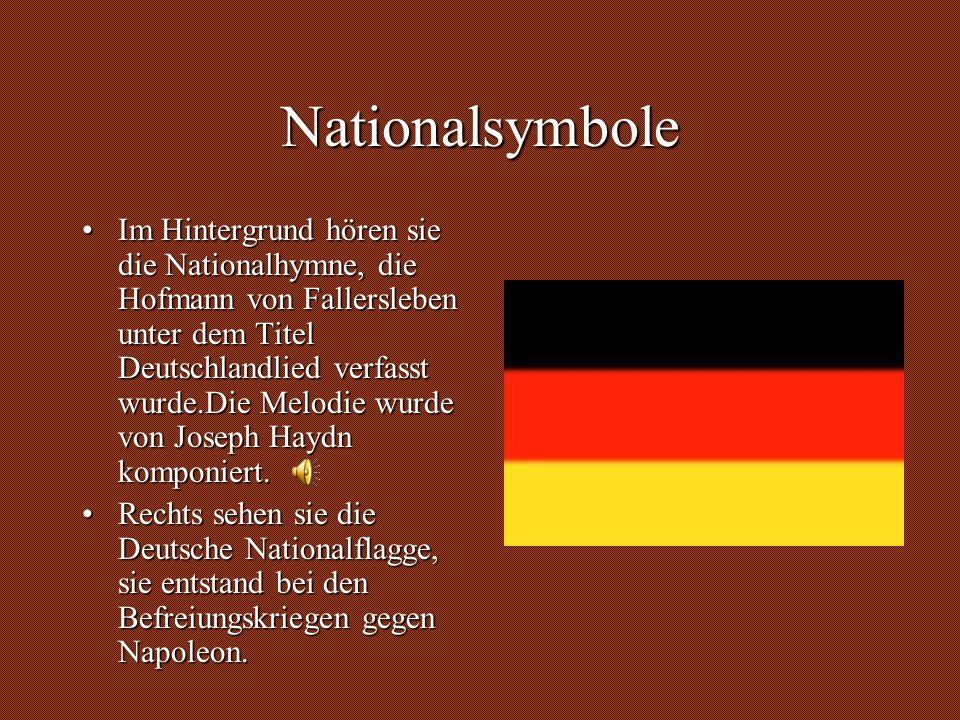 Nationalsymbole