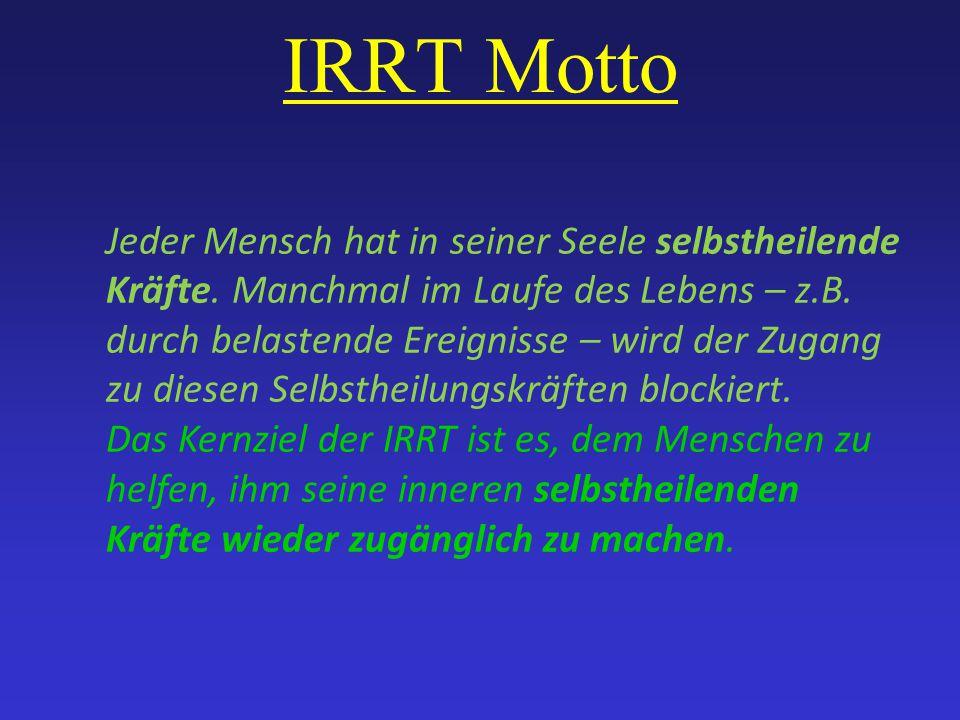 IRRT Motto