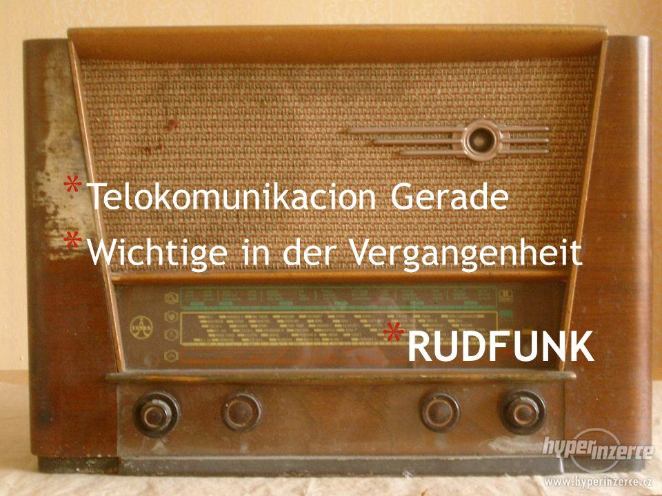 Telokomunikacion Gerade