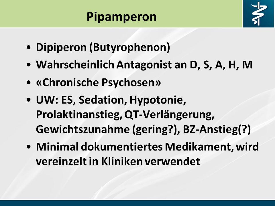 Pipamperon Dipiperon (Butyrophenon)