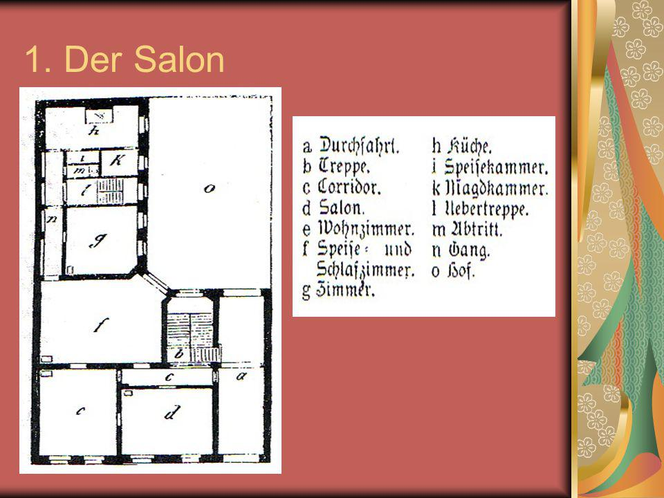 1. Der Salon