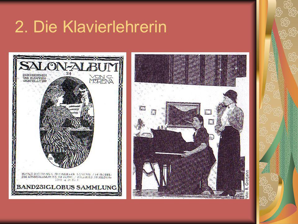 2. Die Klavierlehrerin