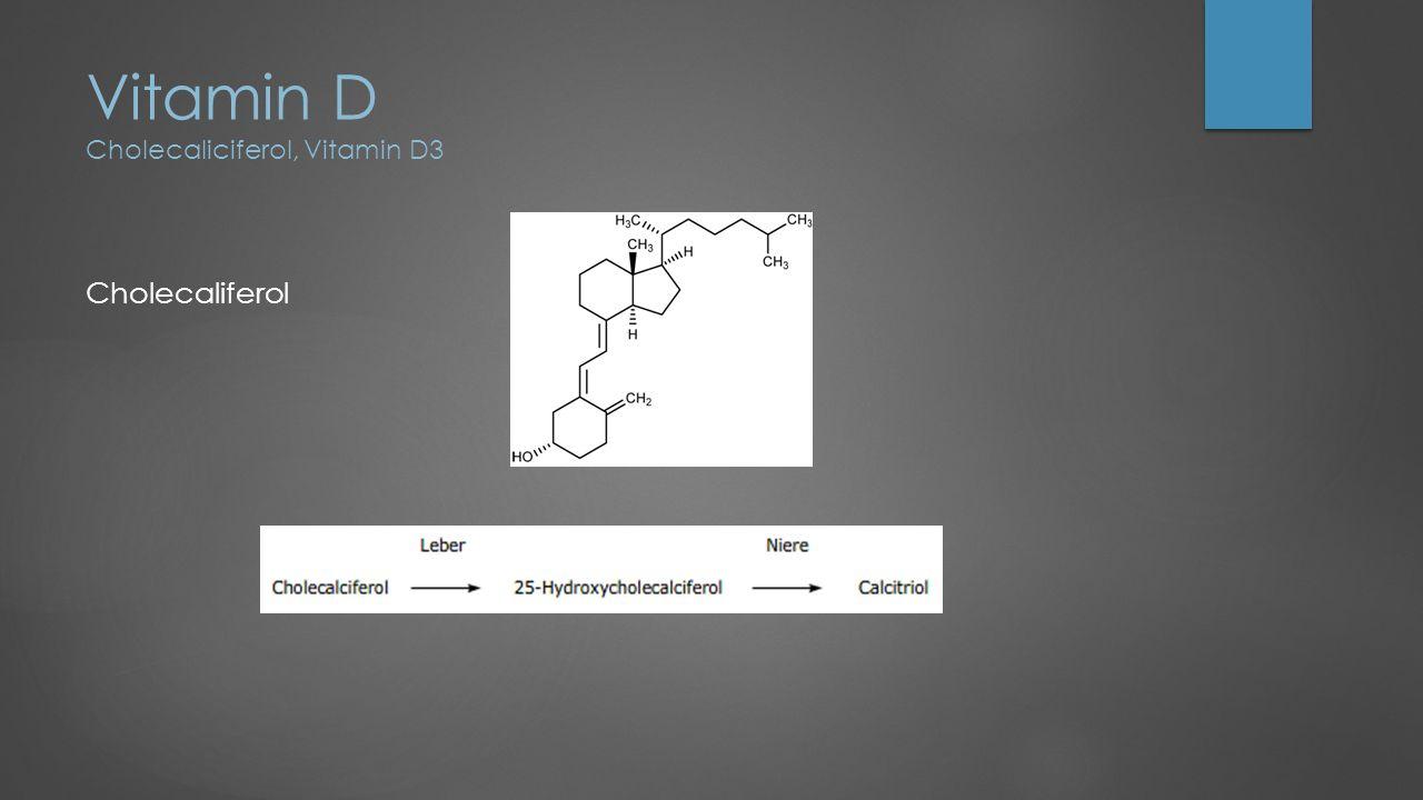 Vitamin D Cholecaliciferol, Vitamin D3 Cholecaliferol