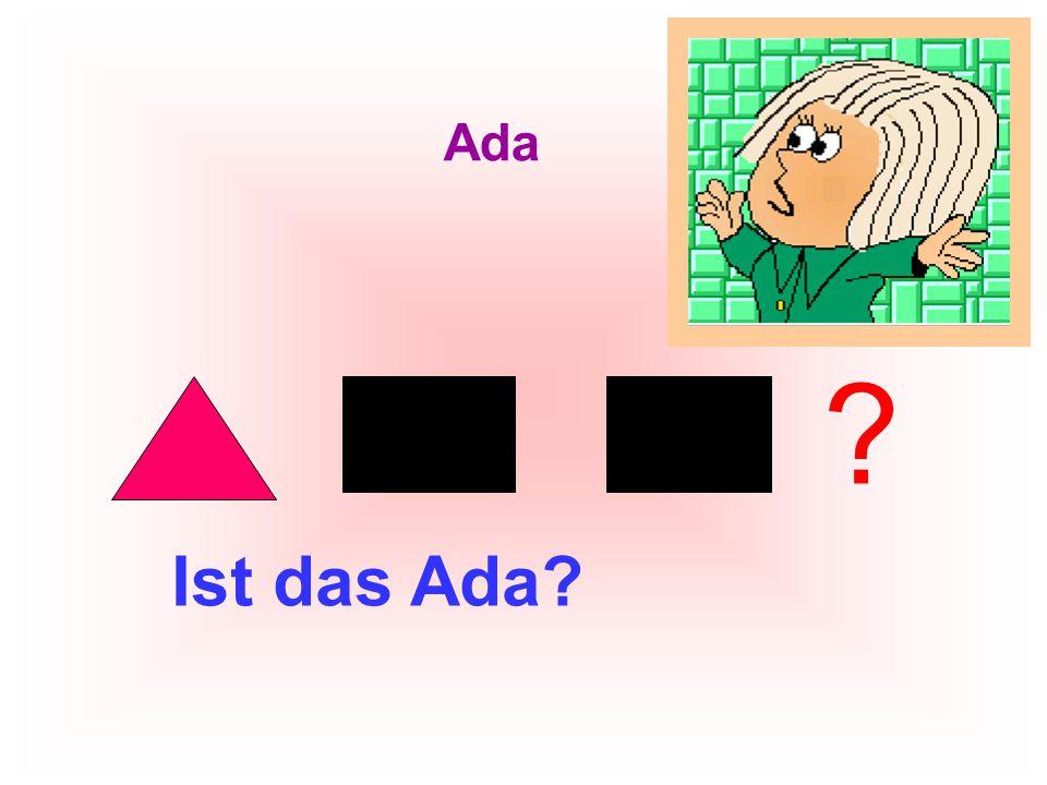 Ada Ist das Ada