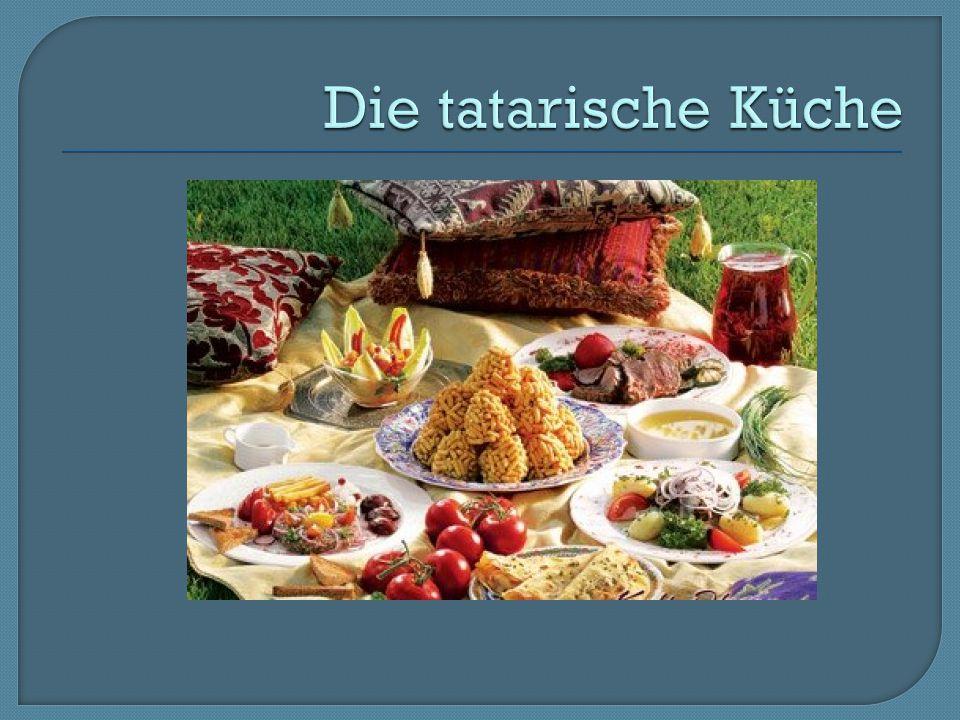 Die tatarische Küche
