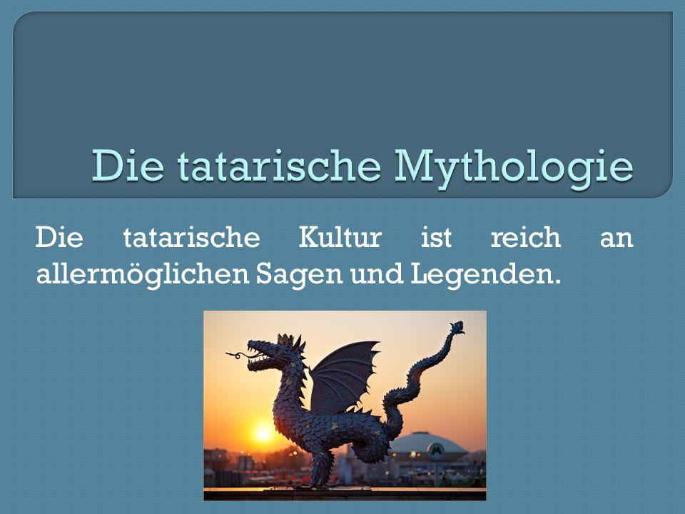 Die tatarische Mythologie