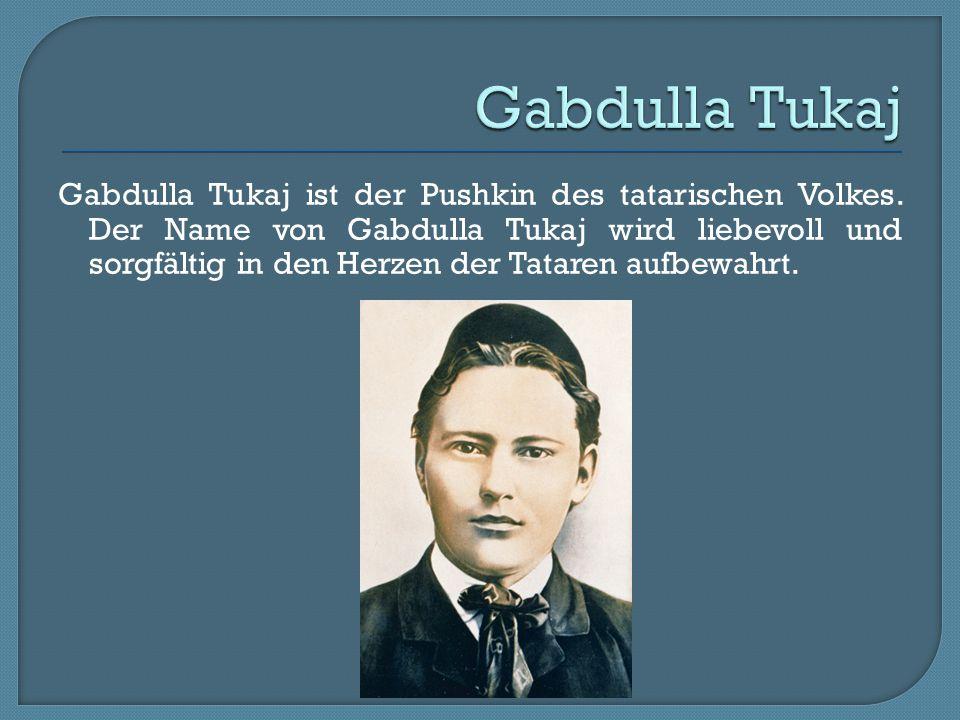 Gabdulla Tukaj